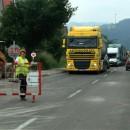 Polícia upozorňuje na úplnú uzávierku na ceste I/11 vobci Svrčinovec