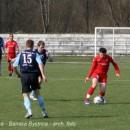 Futbal III. liga - FK Čadca viedla nad Banskou Bystricou 3:0 no napokon prehrala