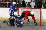 Medzinárodný hokejbalový turnaj o pohár primátora mesta Čadca už trinásty krát