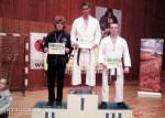 Karatista Vladimír Jarabica vybojoval v Prievidzi zlatú medailu
