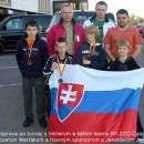 11. ročník Grand prix Hradec Králové zvládli karatisti Klubu karate ZZO Čadca výborne