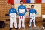 Karatisti ZZO Čadca medailovo v Českom Tešíne