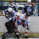 10. kolo Kysuckej hokejbalovej ligy prinieslo súboj o stred tabuľky