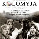 Kolomyja - prehliadka pôvodného folklóru a tradícií Rusínov už čoskoro v Čadci