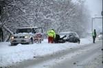 Výstraha pred hustým snežením: Môže napadnúť až 45 cm snehu