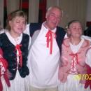 Kysucký fašiangový ples v Bratislave rozprúdili Ženská folklórna skupina, skupina Krasňanka a FS Drevár