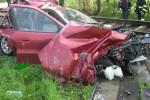 52 ročný vodič sa druhý krát narodil pri zrážke s vlakom + foto