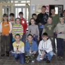 Stolnotenisový turnaj O pohár riaditeľa školy - Nová Bystrica