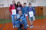 ZŠ Rázusova v Čadci usporiadala pre žiakov turnaj v bedmintone