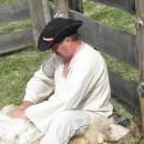 Pás sa mi ovečka okolo chodníčka...