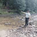 Policajti vypátrali stratenú 45 ročnú ženu, ktorá sa stratila v lese
