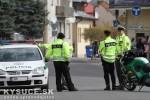 37 ročnej žene z Podvysokej zachránili policajti život