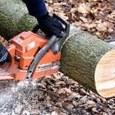 48-ročný muž utrpel úraz pri pílení stromov, leteckí záchranári ho previezli do nemocnice v Martine