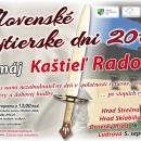 Slovenské rytierske dni Radoľa 2015