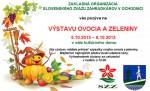 Výstava ovocia a zeleniny v Ochodnici počas víkendu