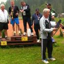 Čierne víťazom tenisového turnaja štvorhier o putovný pohár Kysuckého Triangla