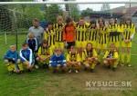 Žiacky futbalový turnaj o Pohár Jozefa Cudraka na Podvysokej už tento víkend