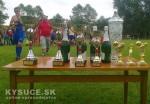 22. ročník futbalového turnaja Memoriál Jána Chabroňa vyhrali domáci