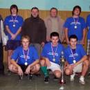 Vianočný turnaj absolventov gymnázia J.M.H. v Čadci