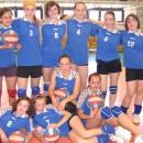 Volejbalové majstrovstvá Oblasť STRED - sever