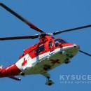 Kysucký Lieskovec: Pri tragickej dopravnej nehode zachraňovali vrtuľníkom 16-ročné dievča