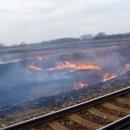 Pozor na požiare, vypaľovanie trávy je porušením zákona a hrozí vysoká pokuta