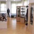 Výstava : Výstroj a zbrane Československej armády po roku 1945