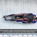Sánkovanie: Zemaník s Petrulákom na majstrovstvách sveta Juniorov výborné ôsme miesto