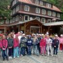 Žiaci zo ZŠ Trstená z obce Raková na výlete pod Tatrami