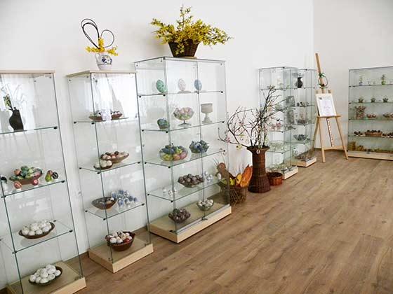 Veľkonočné zvyky na Kysuciach prezentuje výstava