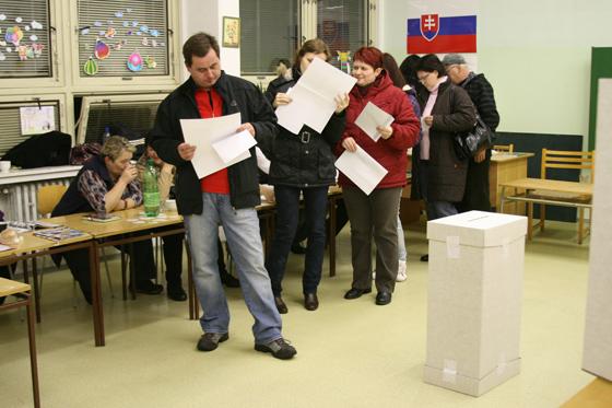 Voľby do Národnej rady SR 2012 - konečné výsledky