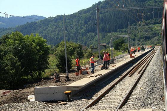 Výluka na vlakovej trati Čadca - Krásno nad Kysucou od 16. septembra 2014