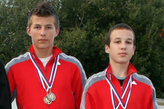 Mladí sánkari bojovali za morom o nomináciu na Zimné olympijské hry mládeže